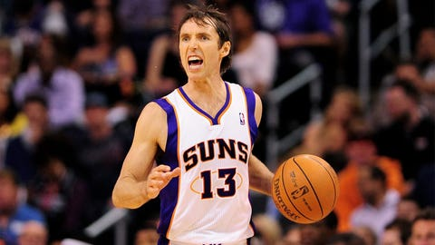 Steve Nash makes a special guest appearance