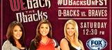 D-backs on FOX Sports 1 Saturday