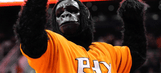 How a singing telegram delivery boy accidentally became the Suns' Gorilla