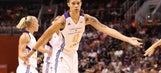 Griner, Mercury complete sweep