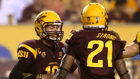 No. 19: Arizona State Sun Devils
