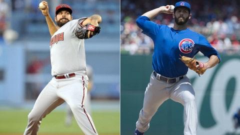 D-backs (42-56) vs. Cubs (40-56)