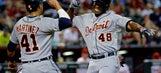 Verlander, Tigers halt D-backs streak