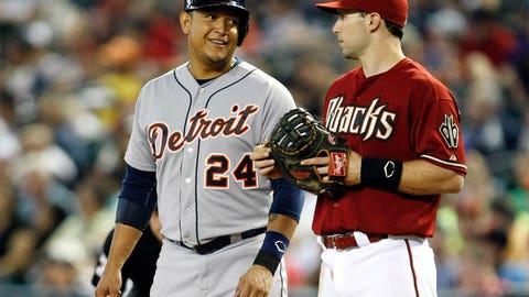 Diamondbacks vs. Tigers: Wednesday, July 23