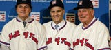 La Russa's Hall of Fame mantra: Trust your gut