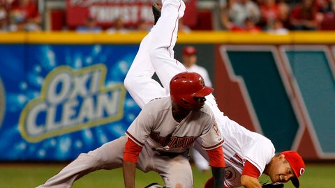 D-backs at Reds: Monday, July 28