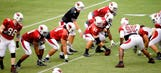 Camp hits next gear as Cardinals put on pads