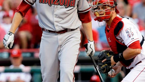 D-backs at Reds: Tuesday, July 29