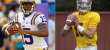 Rodriguez offers hint but no answers in QB battle
