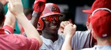 Goldschmidt, Gregorius power D-backs past Reds
