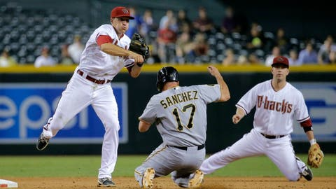 Pirates at D-backs: Thursday, July 31