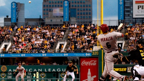 Diamondbacks at Pirates: Thursday, July 3