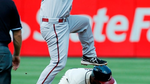 Diamondbacks at Braves: Saturday, July 5