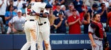 Braves batter Bolsinger, D-backs for 9th straight win