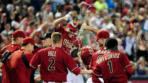 Diamondbacks vs. Marlins: Wednesday, July 9