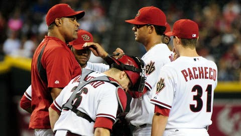 Pirates at D-backs: Friday, August 1