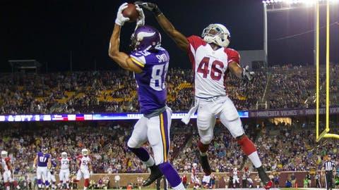 Preseason: Cardinals at Vikings