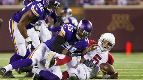Cardinals at Vikings: 8/16/14
