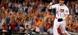 Nationals win 9th in row, nip D-backs in 9th