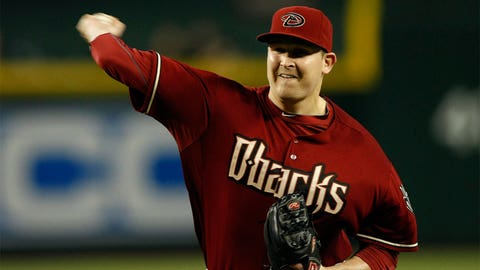 28. Arizona Diamondbacks