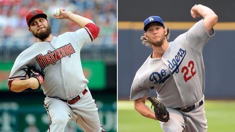 Dodgers (75-58) at D-backs (55-77)