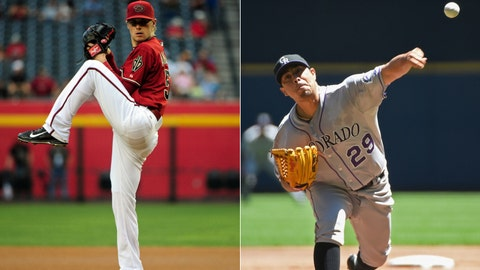 D-backs (56-78) vs. Rockies (53-81)