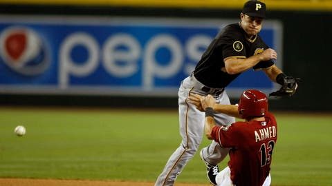 Pirates at D-backs: Sunday, August 3