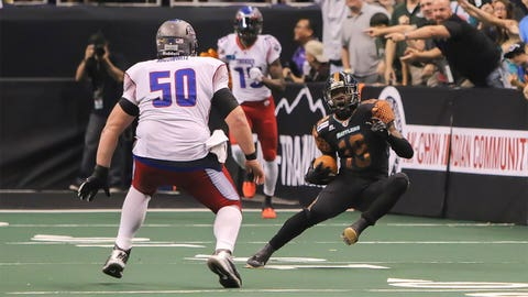 Rattlers defeat Thunder in playoff opener