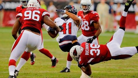 Cardinals vs. Texans