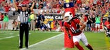 Palmer's short stint perfect as Cardinals blowout Texans