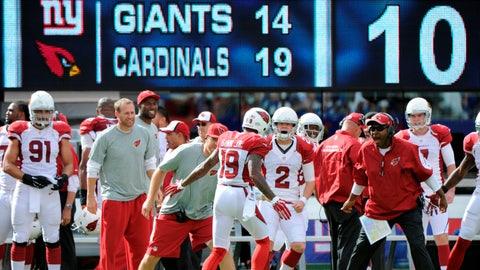 Cardinals at Giants