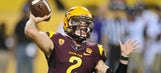 ASU QB Mike Bercovici wins 2015 Pac-12 scholar-athlete of the year award