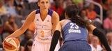 Taurasi lifts Mercury into WNBA Finals