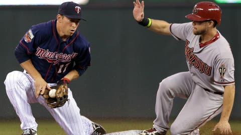 D-backs at Twins: Monday, Sept. 22