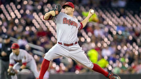D-backs at Twins: Tuesday, Sept. 23
