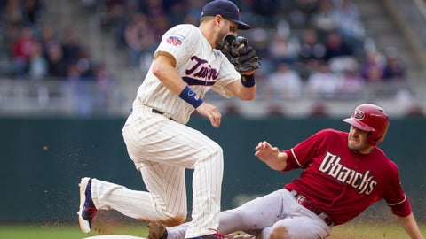 D-backs at Twins: Wednesday, Sept. 24