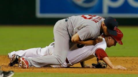 D-backs vs. Cardinals: Friday, Sept. 26
