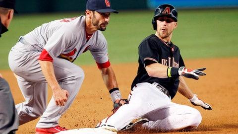 D-backs vs. Cardinals: Saturday, Sept. 27