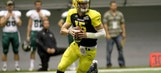 Late TD lifts NAU past Portland State