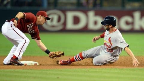 D-backs vs. Cardinals: Sunday, Sept. 28