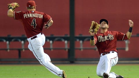 30. Arizona Diamondbacks