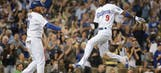 Dodgers rally past Hudson, D-backs