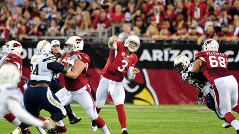 Chargers at Cardinals