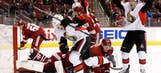 Coyotes can't keep up with Senators