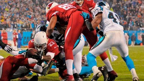 Cardinals at Panthers