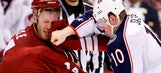 Gagner, Hanzal lift Coyotes past Blue Jackets
