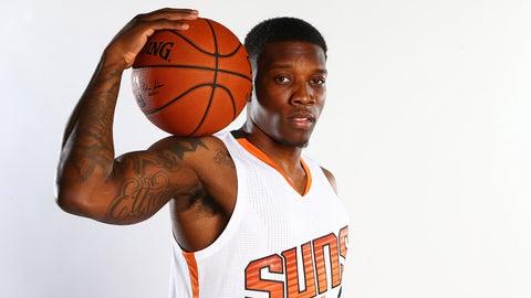 Suns preseason photo gallery