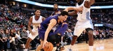 Shorthanded Suns no match for Nuggets