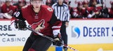 Coyotes notes: Strome named OHL player of the month