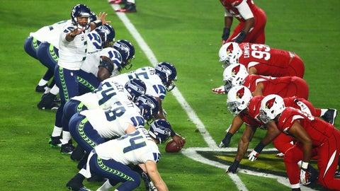 Seattle Seahawks vs. Arizona Cardinals